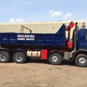 Grab truck hire Stafford