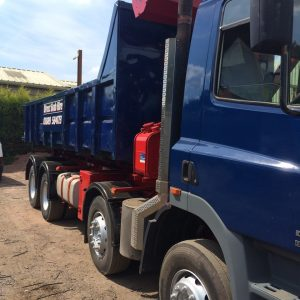 Grab truck hire Rugeley