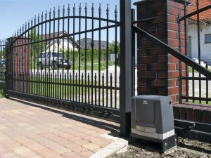 Automatic Sliding or Rotary Electric Gates